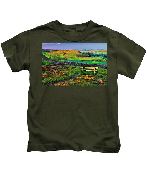 Danby Dale Yorkshire Kids T-Shirt
