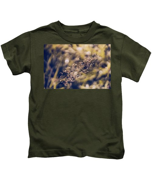 Dance With Lights Kids T-Shirt