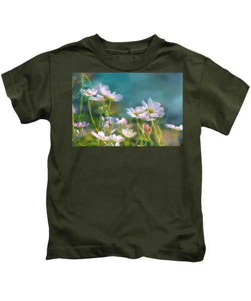 Dancing Cosmos Kids T-Shirt