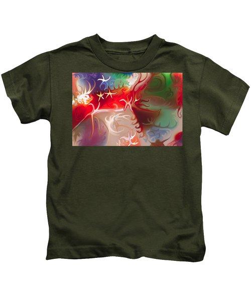Dancing Stars Kids T-Shirt