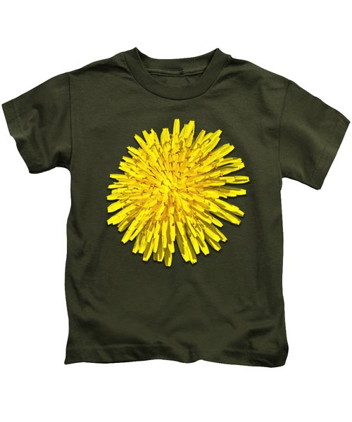 Dandelion 2 Kids T-Shirt