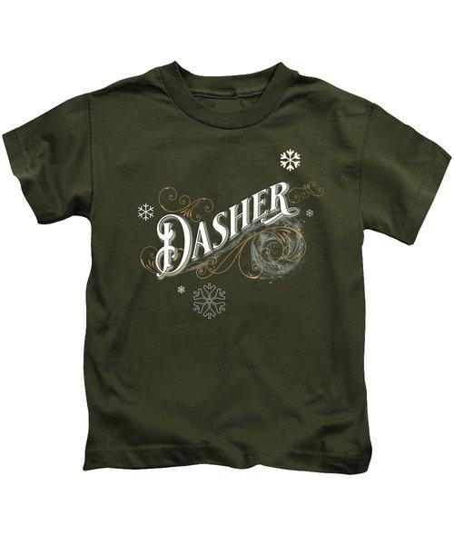 Dasher Kids T-Shirt