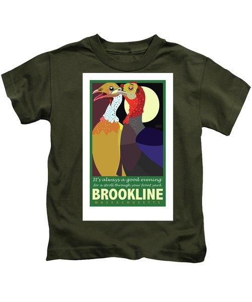 Date Night Kids T-Shirt