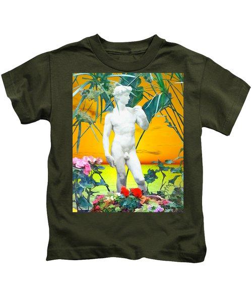 David Kids T-Shirt