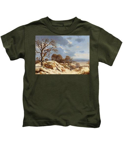 Day By The Baltic Sea Kids T-Shirt