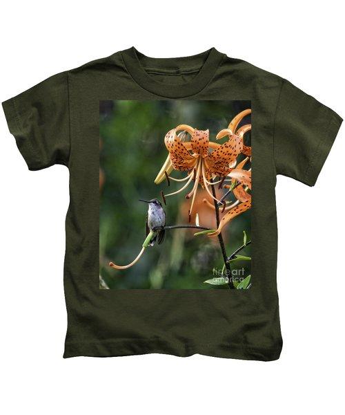 Day Hummer Kids T-Shirt