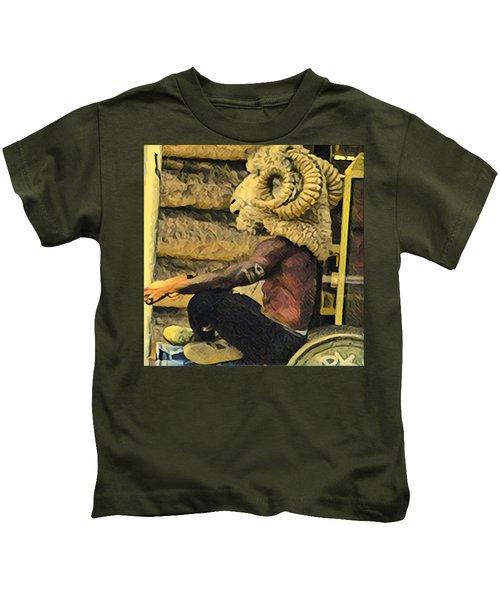 Day In Soho Kids T-Shirt