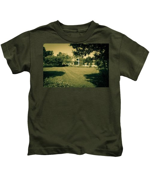 Days Bygone - The Hermitage Kids T-Shirt