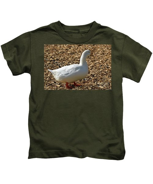 Decorative Duck Series D5717 Kids T-Shirt