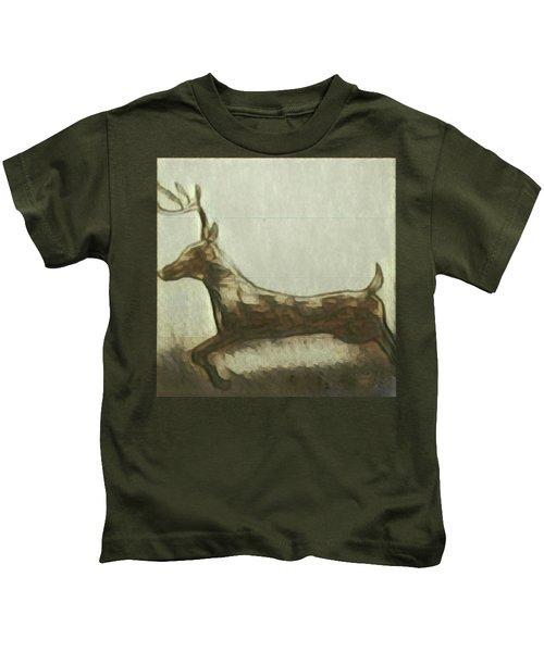 Deer Energy Kids T-Shirt