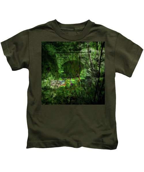 Delaware Green Kids T-Shirt