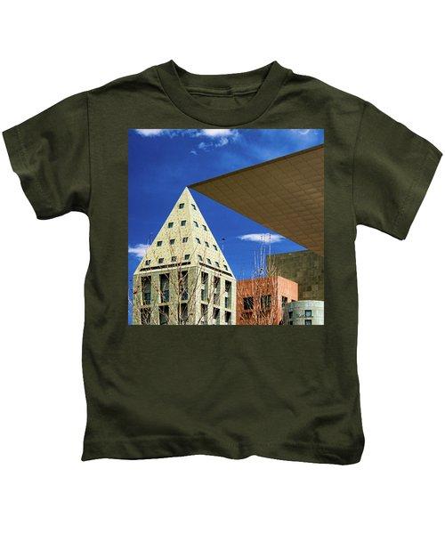 Denver Urban Geometry Kids T-Shirt
