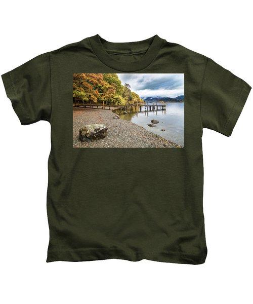 Derwent Jetty Kids T-Shirt