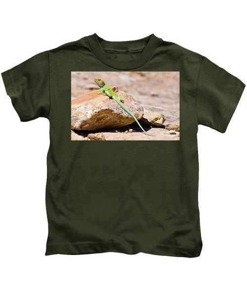 Desert Colors Kids T-Shirt