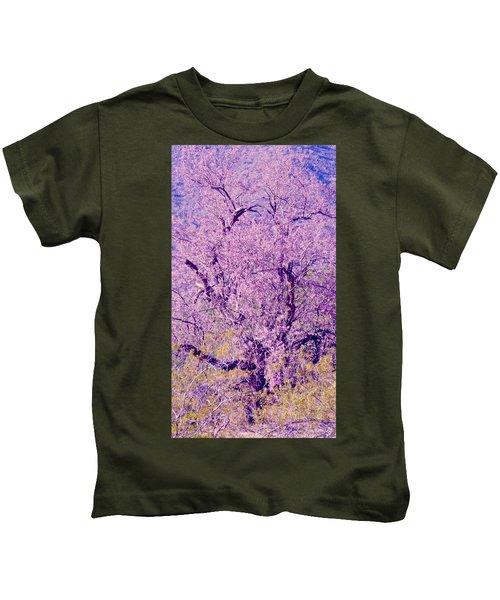 Desert Ironwood  Beauty 2 Kids T-Shirt