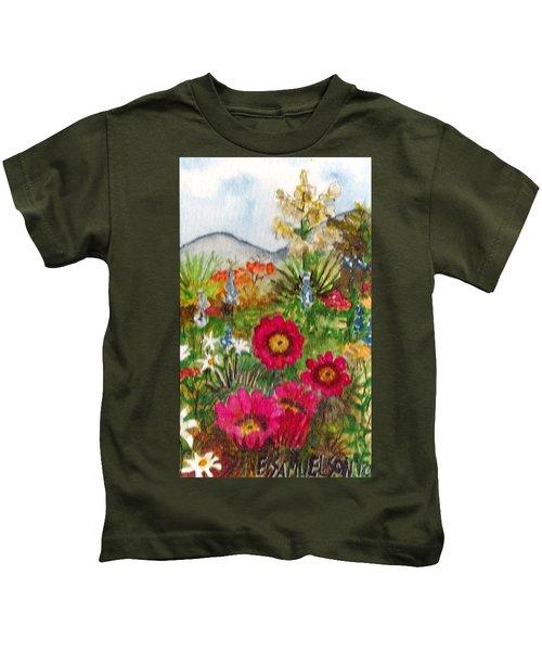 Desert Spring Kids T-Shirt