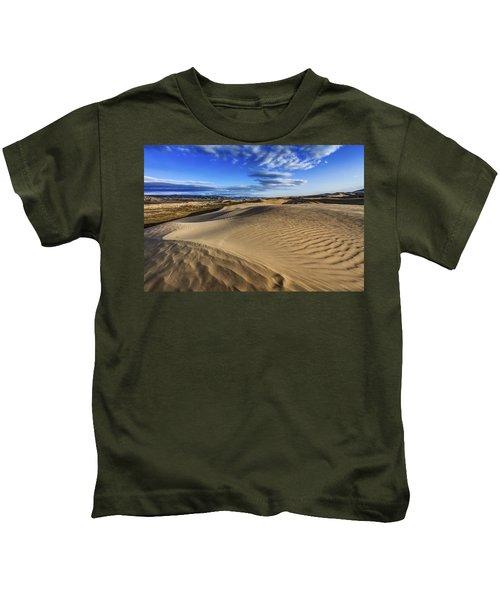 Desert Texture Kids T-Shirt