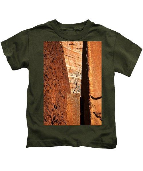 Desert Vise Kids T-Shirt