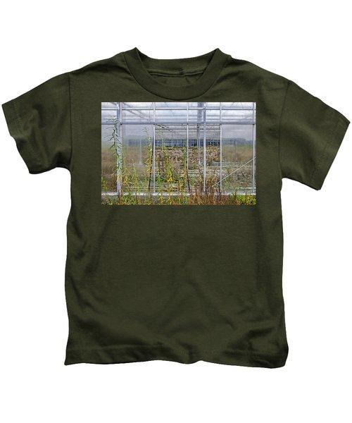 Deserted City Of Glass Kids T-Shirt