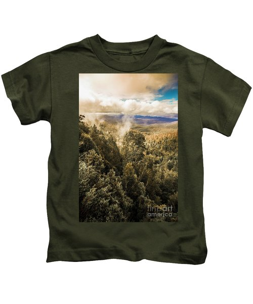 Destination Beautiful Kids T-Shirt