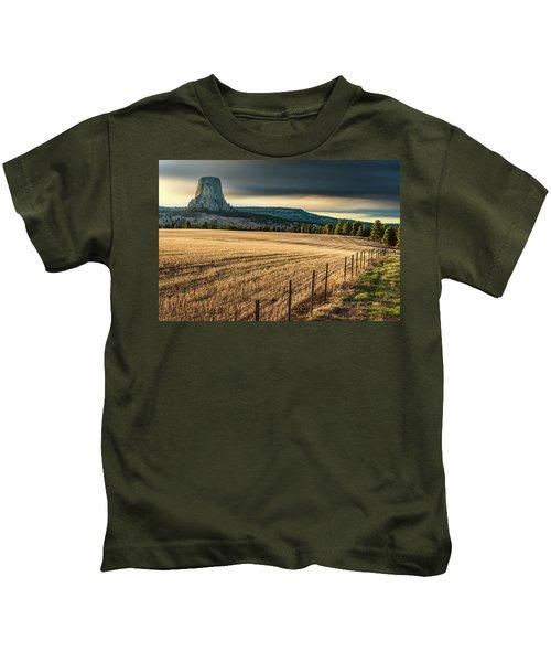 Devil's Field Kids T-Shirt