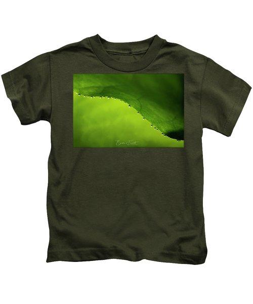 Dew Drops Kids T-Shirt