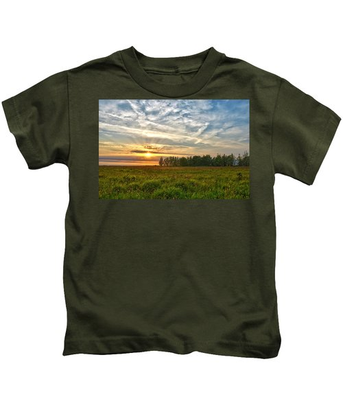 Dintelse Gorzen Sunset Kids T-Shirt