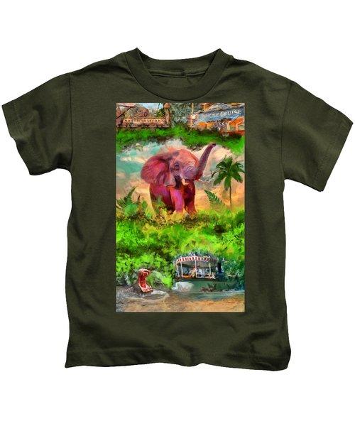 Disney's Jungle Cruise Kids T-Shirt