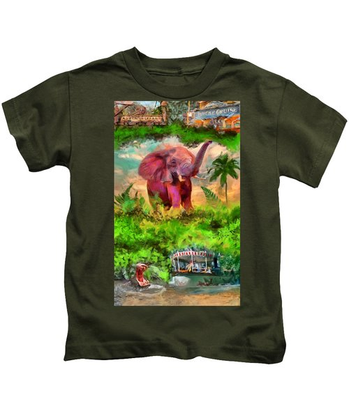 Disney's Jungle Cruise Kids T-Shirt
