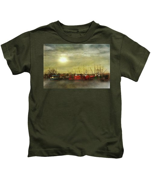 Docked Kids T-Shirt