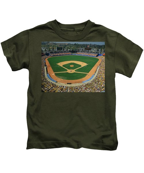 Dodger Stadium Kids T-Shirt