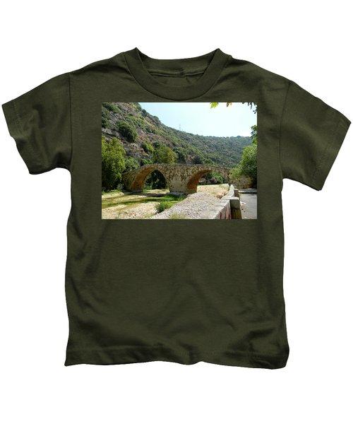 Dog River Kids T-Shirt