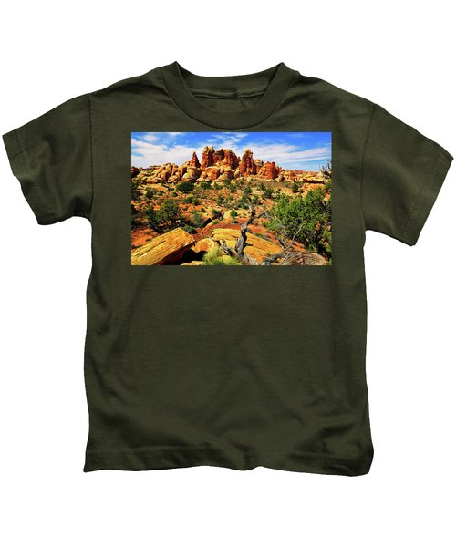 Doll House In The Desert Kids T-Shirt