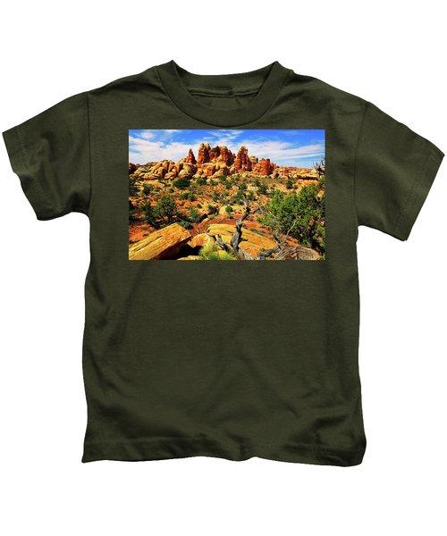 Doll House In The Desert Kids T-Shirt