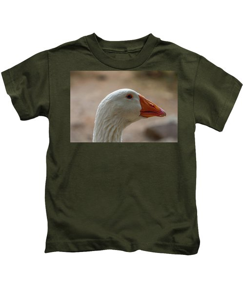 Domestic Goose Kids T-Shirt