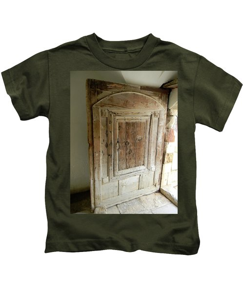 Door To Feudal Times Kids T-Shirt