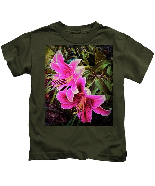 Double Beauty Kids T-Shirt