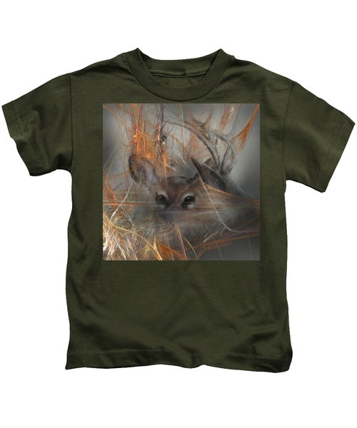 Double Vision - Look Close Kids T-Shirt