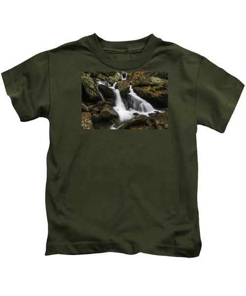 Downhill Flow Kids T-Shirt