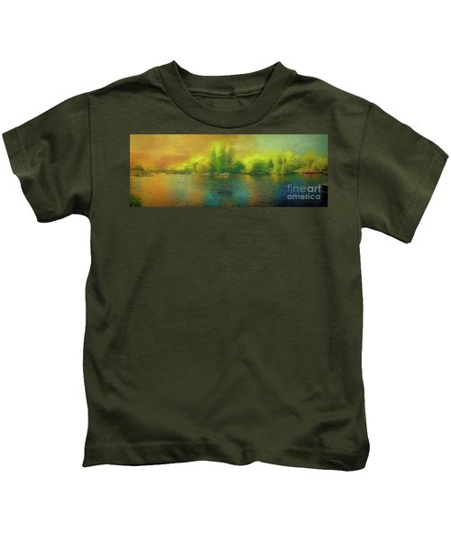 Downriver Glow Kids T-Shirt