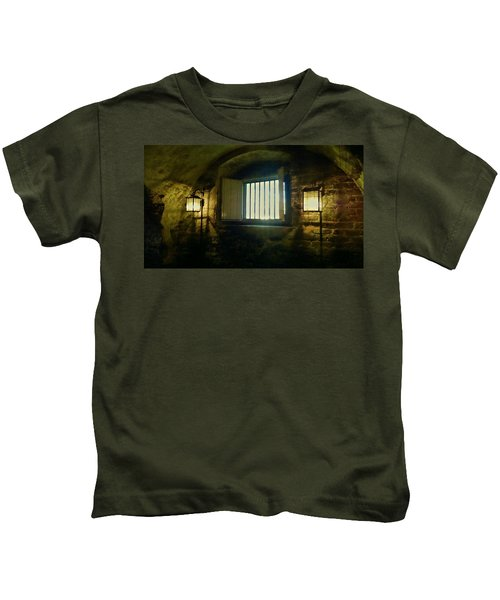 Downtown Dungeon Kids T-Shirt