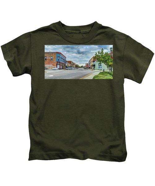 Downtown Hamlet Kids T-Shirt