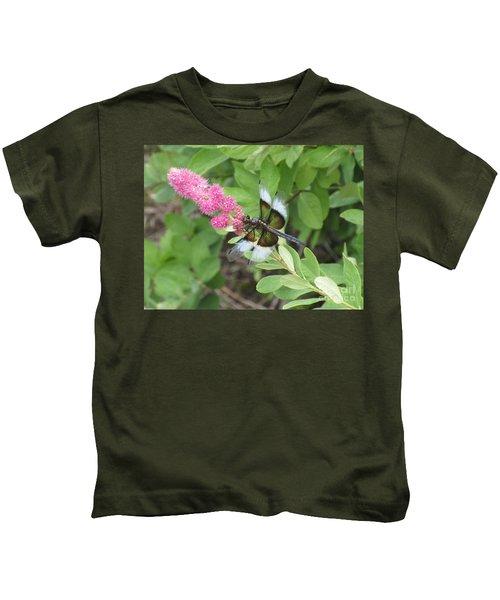 Draggin The Line Kids T-Shirt