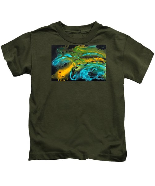 Dragon Queen Kids T-Shirt