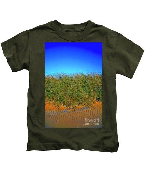 Drake's Island Beach Kids T-Shirt