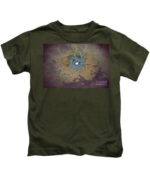 Dramatic Sky Kids T-Shirt