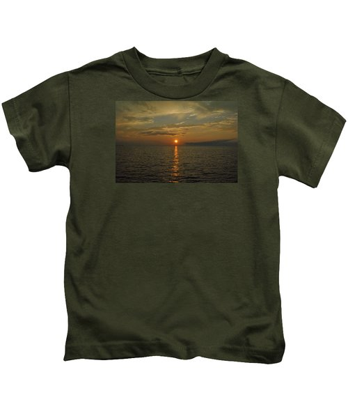 Dreamy Dusk Kids T-Shirt