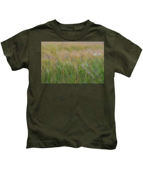 Dreamy Meadow Kids T-Shirt