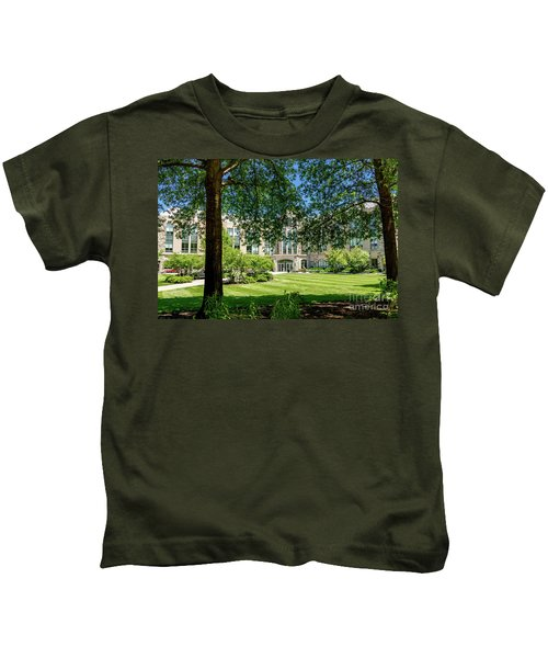 Driscoll Hall Kids T-Shirt