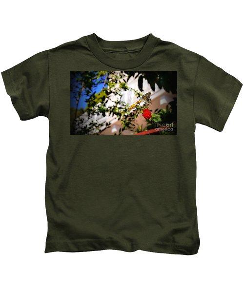 Dubrovniks Butterfly Kids T-Shirt